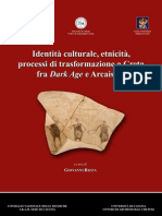 Foreign Identity and Ceramic Production in Early Iron Age Crete