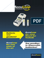 Accupower Acculoop Catalog
