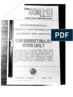 Us Army - Ufo Official Manual  mj12