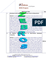 Final Year Students Projects Vb Net Java J2ME J2EE Vb Ieee Projects Zebros India