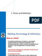 TL-Terms and Definition