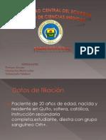Caso Clinico Sop Farmaco