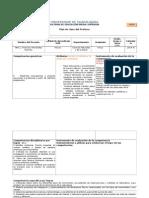 Plan de Clase Del Profesor, 14 - A (1 G). 1