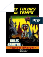 Gilles d'Argyre - Os Assassinos Do Tempo