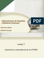 Admon de Pymes