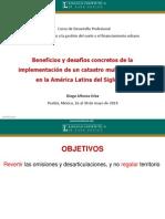 Beneficios y Desafíos Del Catastro Territorial en América Latina