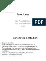 Presentación de Soluciones