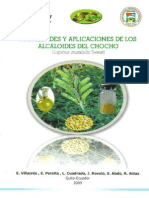 Alcaloides Del Chocho