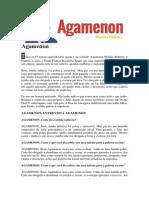 Agamenon entrevista Agamenon