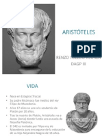 Aristóteles - Renzo Toledo