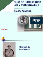13. INTELIGENCIA EMOCIONAL