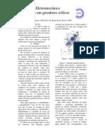 Avaliação Continuada - Conversão Eletromecânica - Fabrício Coelho Santos