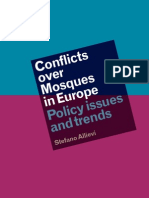 Conflict over mosques in Europe - Policy issues and trends