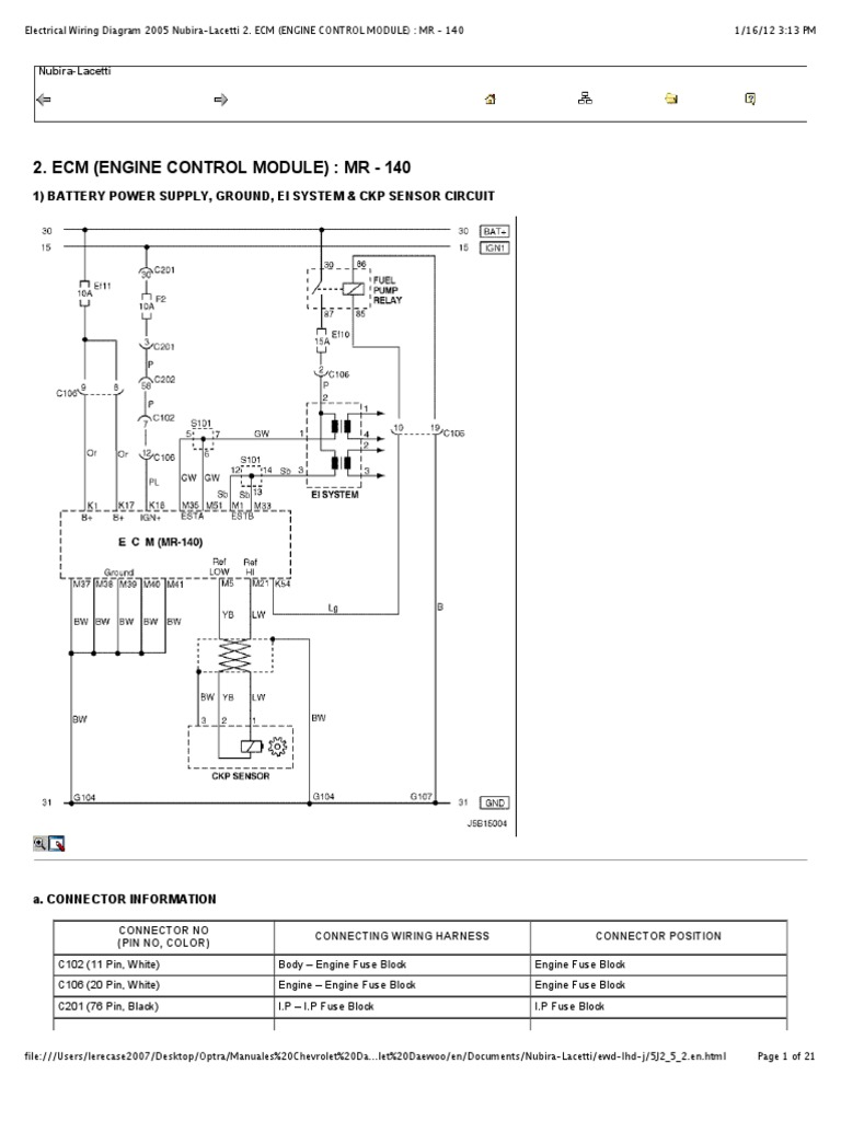 [DIAGRAM_38YU]  5F39 Chevrolet Optra Radio Wiring Diagram | Wiring Resources | Chevrolet Optra 2004 Wiring Diagram |  | Wiring Resources