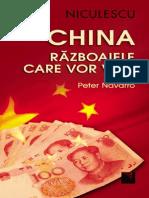 China Razboaiele Care Vor Veni Peter Navarro PDF