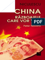 China Razboaiele Care Vor Veni Peter Navarro PDF