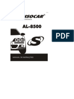 Manual Al 8500