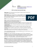 iPrEx Fact Sheet
