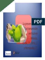 005 C4 La Prevencion de La Transmision Vertical