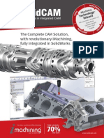 SolidCAM2013 28-Page Brochure Interactive