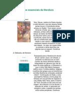 78469342 Os 100 Livros Essenciais Da Literatura Mundial