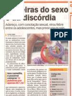 PULSEIRINHAS DO SEXO E DA DISCORDIA
