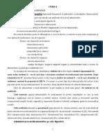 Farmacologie Plan de Lectie 3 Farmacocinetica Curs