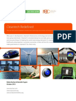 Cleantech Redefined Report