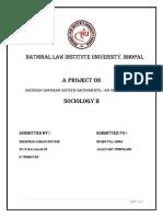 socio II (Project)