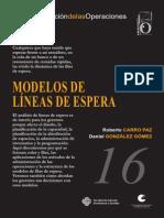 17 Modelos Lineas Espera