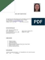 Curriculum Itzel Janet Garcia Mejia