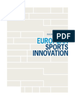 Building a Future of Eu Sports Innovation