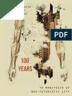 Brochure ManifestoFuturismo