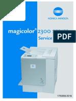 MagicColor 2300 Manual