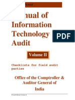 IT Audit Checklist