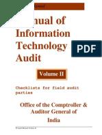 IT Audit Checklist