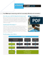 PD Analyser Brochure