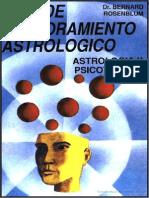 Dr. Bernard Rosenblum - Guía de Asesoramiento Astrológico