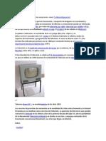 Televisión Course.docx