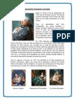 Biogarfía François Voucher