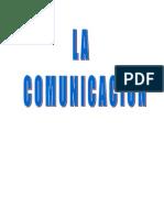 Monografia de La Comunicacion