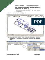 Cadworx - Crear Una Isometría Automática de Las Lineas Del Ejercicio Del Skid Separador