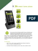 ARCHOS 35 Smart Home Phone En