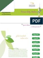 Tricone City Indore Brochure