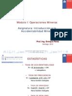 Estadísticas de Accidentes Del Sector Minero en Chile
