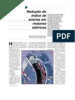 Revista Eletricidade Moderna - Abril 2013 - Redução Queima de Motores