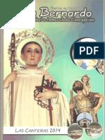 Programa San Bernardo y San Cristóbal 2014