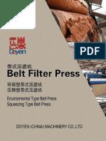 DOYEN Belt Filter Preses(s)