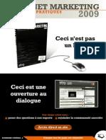 Cas Pratiques Internet Marketing 2009