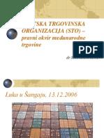 2. Svetska Trgovinska Organizacija_2013